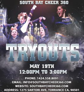 Tryout Flyer 2019